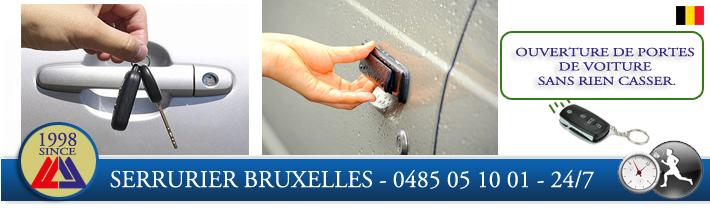 Serrurier Ville de Bruxelles